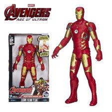 Marvel Avengers Age of Ultron Titan Hero Tech Iron Man Mark 43 Figure