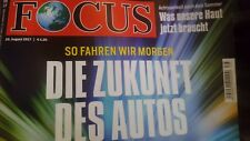 q# 12 Monate # FOCUS Print Abonnement  Zeitschrift Magazin Abo Jahresabo Stern