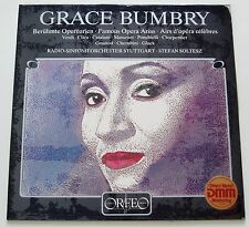 LP GRACE BUMBRY célèbre POLIN RSOS SOLTESZ ORFEO DIGITAL 1984 SEALED