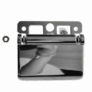 Smooth Chrome Inside Interior Inner Door Handle for Ford Econoline Van Bronco