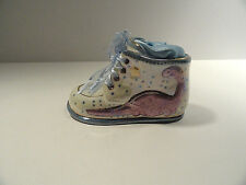 Baby Steps Second Nature Ceramic Boy Shoe