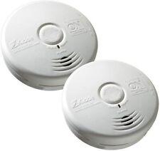 Kidde Worry Free Combination Smoke & CO Alarm (2 Pack)
