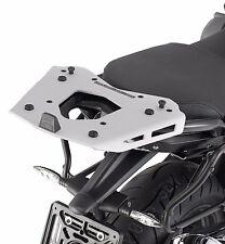 GIVI SRA5117 BMW R1200RS 2017 aluminium RACK fitting plate MONOKEY top box case