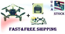 Quadcopter RTF Racing DM002 Micro 5.8G FPV 6 Axis RC LED 600TVL NTSC Camera Kit
