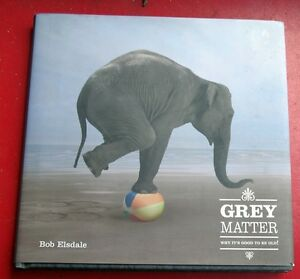 Grey Matter: Why it's Good to be Old! by Bob Elsdale (Hardback, 2006)