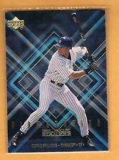 2000 Black Diamond Bernie Williams Diamonation #D6 New York Yankees