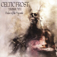 V/A - CELTIC FROST TRIBUTE - Order Of The Tyrants CD