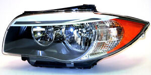 New! BMW 128i Valeo Front Left Headlight 44799 63117263643