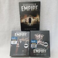 "Boardwalk Empire Seasons 1,2,3 One Preowned Seasons Two & Three ""New"" DVD"