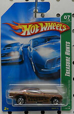 T HUNT TREASURE 08 FC 1970 DODGE DRAG RACING BOYS CHALLENGER MOPAR HOT HW WHEELS