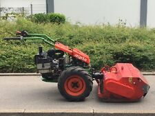 Agria 5900 Taifun 22 PS Hydro Geräteträger mit 100cm LIPCO Schlegelmulcher