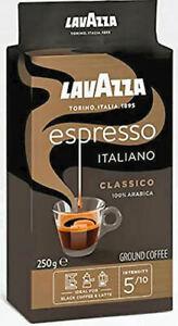Lavazza Caffe Espresso Italiano Ground Coffee 250gm Expresso