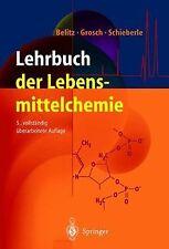 Lehrbuch der Lebensmittelchemie (Springer-Lehrbuch) von ... | Buch | Zustand gut