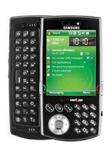 Samsung SCH i760 - Black (Verizon) Smartphone