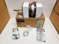 Dayton 3LU91J Direct Drive Motor 1 HP Frame 48YZ, 4 spd, 115 volt, 1075 RPM