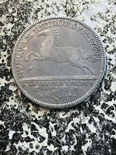 1764 Germany Brunswick-Wolfenbuttel 2/3 Thaler Lot#A222 Silver!