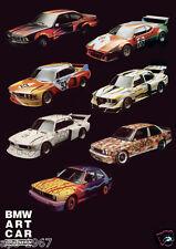 BMW E30 M3 / DTM  BMW Car Art Large promo poster print