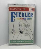 Arthur Fiedler Greatest Hits Boston Pops (1991) Vintage Cassette Tape Sealed New