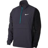 Nike Men's Court Stadium Tennis Jacket Windbreaker Black M Medium M 934481-009