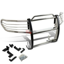 FOR 07-14 TOYOTA FJ CRUISER SUV STAINLESS STEEL FRONT BUMPER BRUSH GRILLE GUARD