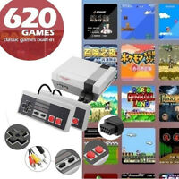 Classic Mini Game Console for HDMI HD Built-in 620 Classic Family TV Video Games