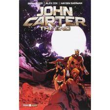 fumetto JOHN CARTER: THE END EDITORIALE COSMO