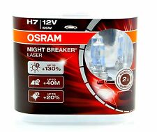OSRAM H7 12V 55W Night Breaker NIGHTBREAKER LASER +130% 2ST- 64210NBl ++TOP++