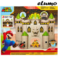 Nintendo Super Mario Bowser's Castle DELUXE Playset IN STOCK Free Delivery UK