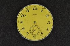VINTAGE 46.95MM DOXA HUNTING CASE POCKET WATCH MOVEMENT