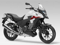HONDA CB 500 X '13+ - SOFT BAG SUPPORT