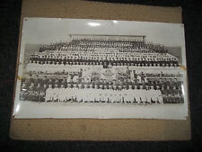 1969  BRIDGETON HIGH SCHOOL GRADUATIION PHOTO 12 x 20 BRIDGETON NJ NEW JERSEY