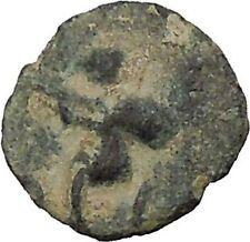 BERYTOS in PHOENICIA 218AD Satyr Marsyas Prow Rare  Ancient Greek Coin i36676