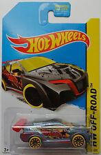 2014 Hot Wheels HW OFF-ROAD Secret Treasure Hunts Loop Coupe 121/250