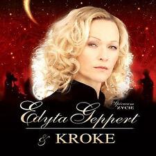 = EDYTA GEPPERT & KROKE - SPIEWAM ZYCIE / CD sealed