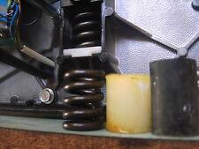 2 x Stahlfeder von HWT Original Ersatzteil für Textima HWT HWM Kaltmangeln