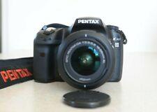 Pentax K K10D 10.2MP Digital SLR Camera - Black (Kit w/ 18-55mm Lens)