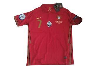 Nike Cristiano Ronaldo Portugal heim trikot Größe M