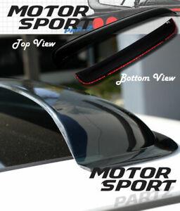 "Window Shade Sun Moon Roof Rain Guard Visor For Mid Size Vehicle 980mm 38.5"""