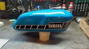 Yamaha RD400 Gas Tank