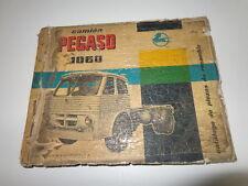 PEGASO ORIGINAL TRUCK PARTS CATALOG 1060 (REF P-2)