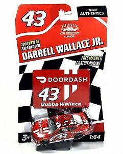 NASCAR Authentics DARRELL BUBBA WALLACE JR DoorDash Liquid Color Chase