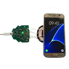 Qi Wireless Charger receiver Transmitter Module Coil PCBA Circuit Board 2  Coils