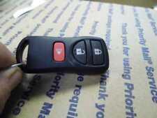 2010 Versa Oem Key Remote Entry Keyless Key Fob Transmitter 3 Button Cwtwb10733