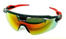 Mens or Womens Sunglasses 1/2 Frame Eyewear Lens Sports Wrap Goggle Vented Lens