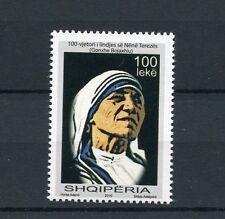 Albania Albanien Albanie 2010 Mother Teresa 100-th Annv of Birth MNH** stamp