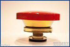 STATIC RED PAINTED RADIATOR CAP Massey Ferguson  MF: 1874445M94 - 1874445M93