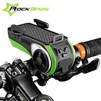 ROCKBROS Multifunction Bicycle Audio Waterproof Bike Speaker