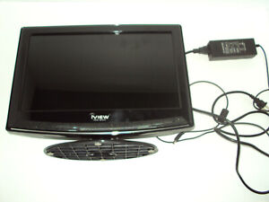 iView LCD TV with built in DVD