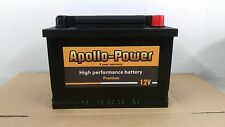Rover (MG) MGF Petrol 95- Car Battery- 063 Apollo Power 4 Year Warranty