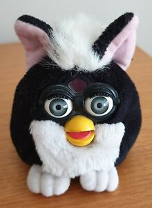 """SKUNK"" FURBY BUDDY 1999 - non interactive/non talking"